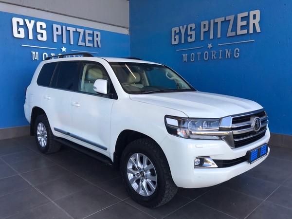 2020 Toyota Land Cruiser 200 V8 4.5D VX-R Auto Gauteng Pretoria_0