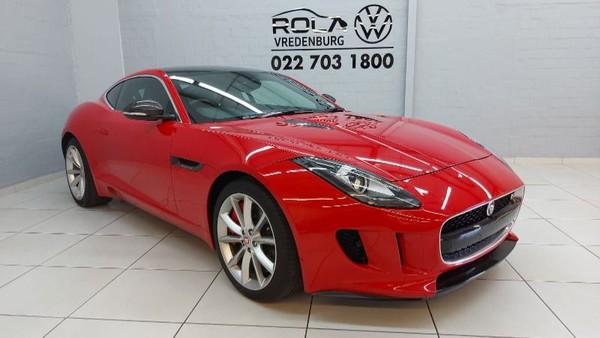2014 Jaguar F-TYPE S 3.0 V6 Coupe Western Cape Vredenburg_0