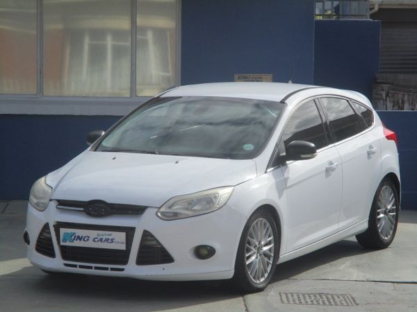 2011 Ford Focus 2.0 Gdi Sport 5dr  Eastern Cape Port Elizabeth_0