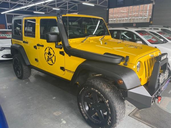 2009 Jeep Wrangler 3.8 Unltd Rubicon At  Free State Bloemfontein_0
