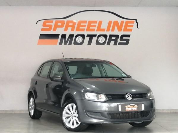 2012 Volkswagen Polo 1.6 Trendline  Western Cape Cape Town_0