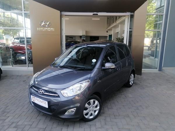2012 Hyundai i10 1.25 Gls At  Gauteng Randburg_0