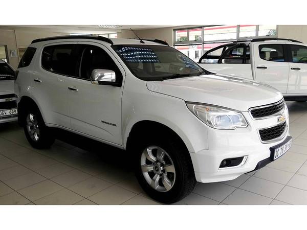 2014 Chevrolet Trailblazer 2.8 Ltz 4x4 At  Mpumalanga Secunda_0