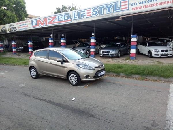2011 Ford Fiesta 1.4i Ambiente 5dr  Gauteng Johannesburg_0