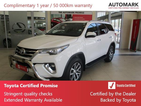 2020 Toyota Fortuner 2.8GD-6 Epic Auto Western Cape Cape Town_0