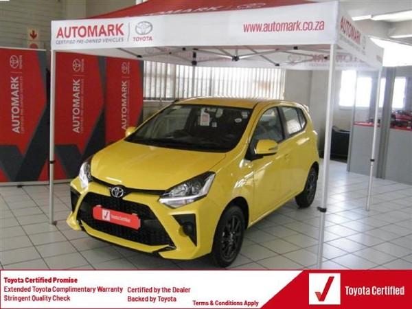 2020 Toyota Agya 1.0 Free State Welkom_0