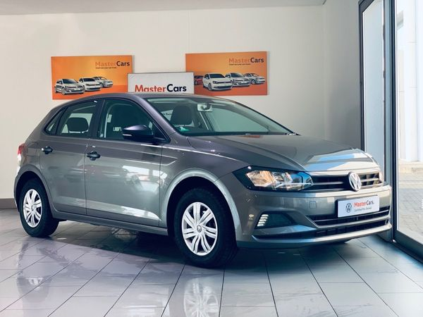 2020 Volkswagen Polo 1.0 TSI Trendline Gauteng Randburg_0