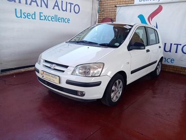 2005 Hyundai Getz 1.6 Ac  Gauteng Pretoria_0