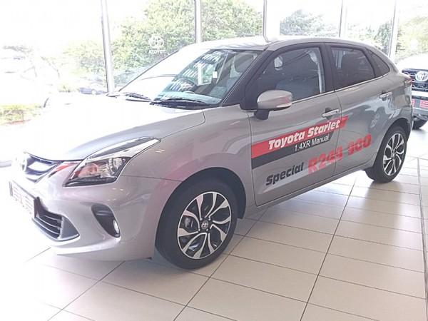2021 Toyota Starlet 1.4 XR Kwazulu Natal Umhlanga Rocks_0