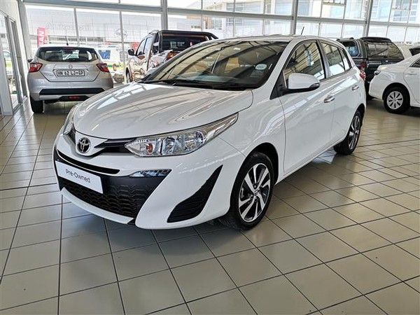 2019 Toyota Yaris 1.5 Xs 5-Door Eastern Cape East London_0