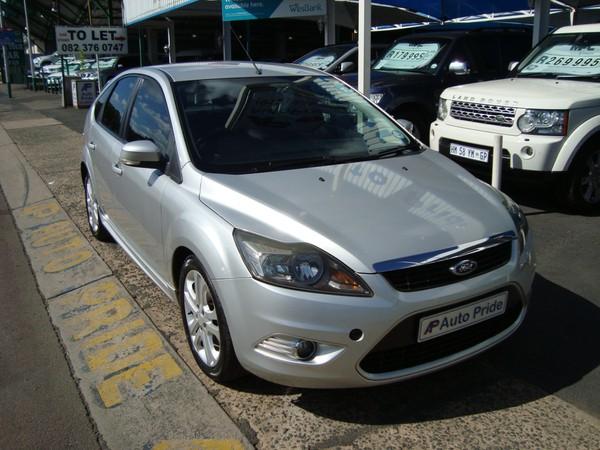 2010 Ford Focus 1.8 Ambiente 5dr  Gauteng Pretoria_0