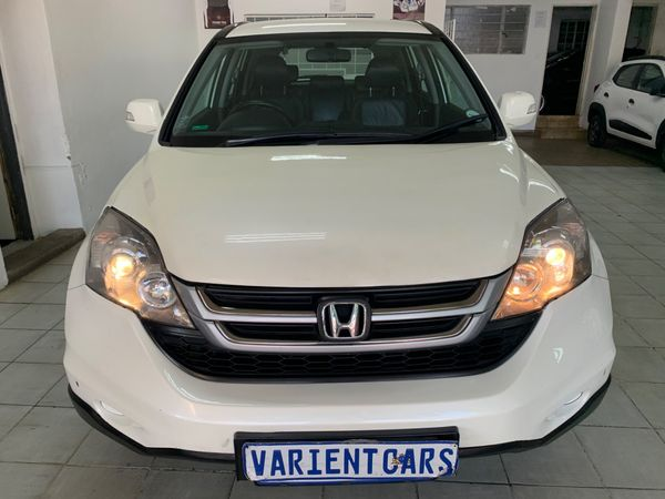 2012 Honda CR-V 2.0 Comfort At  Gauteng Johannesburg_0