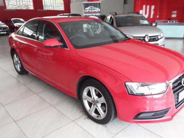 2013 Audi A4 1.8t Ambition Multitronic b8  Kwazulu Natal Durban_0