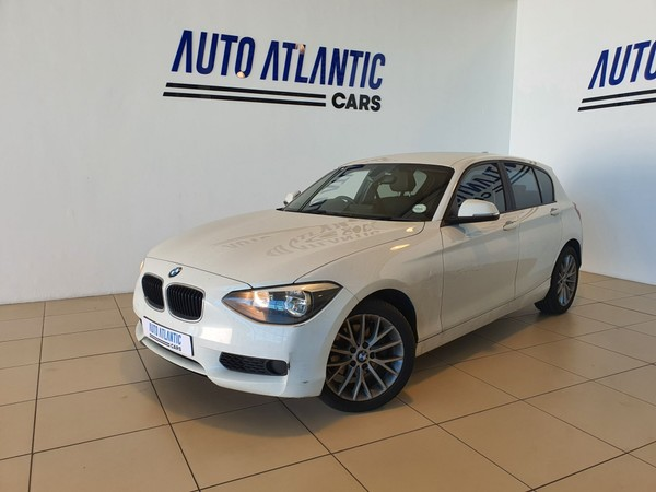 2015 BMW 1 Series 118i 5dr At f20  Western Cape Cape Town_0