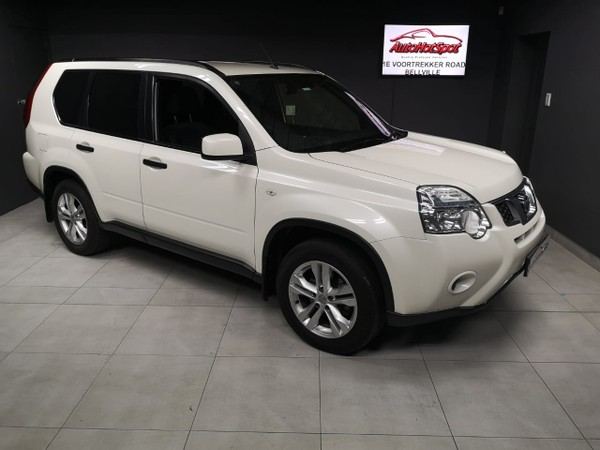 2012 Nissan X-Trail 2.0 4x2 Xe r79r85  Western Cape Cape Town_0