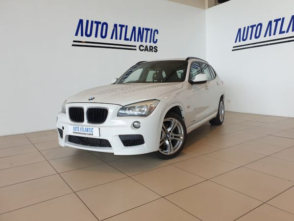 2012 BMW X1 Sdrive20i M Sport At  Western Cape Cape Town_0