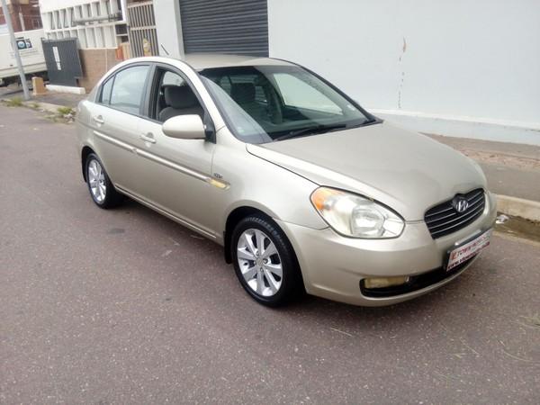 2007 Hyundai Accent 1.6 Gls  Kwazulu Natal Durban_0