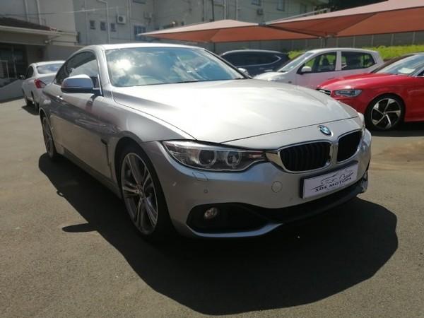 2013 BMW 4 Series 435i Coupe Sport Line Auto Kwazulu Natal Bluff_0