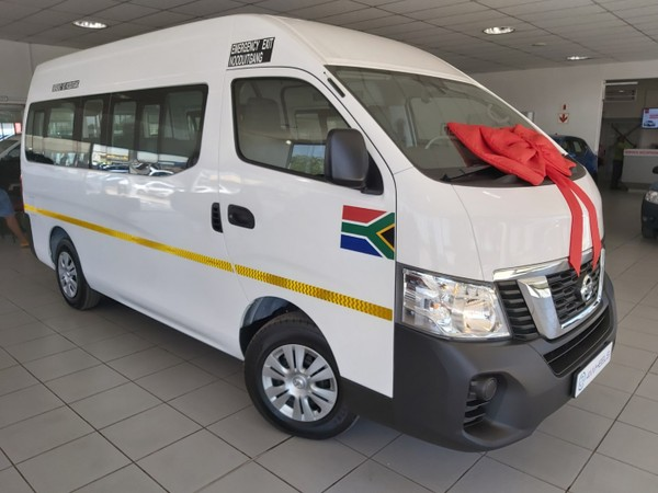2021 Nissan NV350 2.5 16 Seat North West Province Lichtenburg_0