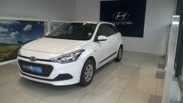 2016 Hyundai i20 1.2 Motion Kwazulu Natal Pinetown_0
