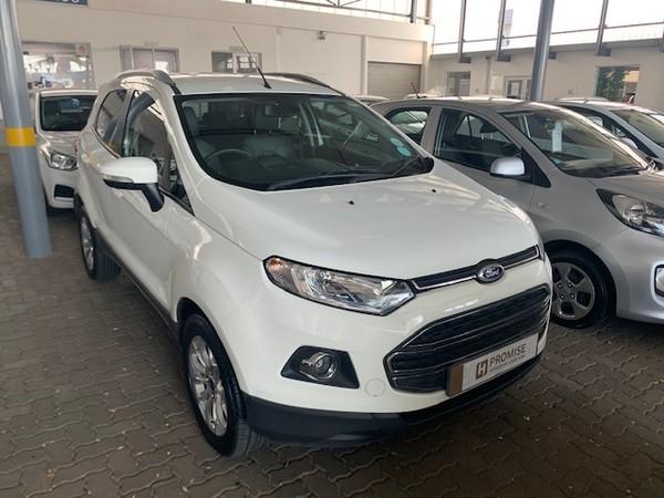 2015 Ford EcoSport 1.5TD Titanium Free State Bloemfontein_0