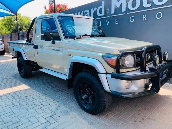 2013 Toyota Land Cruiser 79 4.2d Pu Sc  Gauteng Pretoria_0