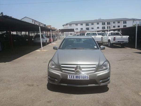 2012 Mercedes-Benz C-Class C250 Cdi Be Elegance At  Gauteng Sandton_0