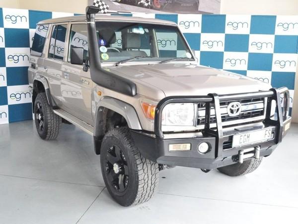 2009 Toyota Land Cruiser 70 4.2d Sw  Free State Bloemfontein_0