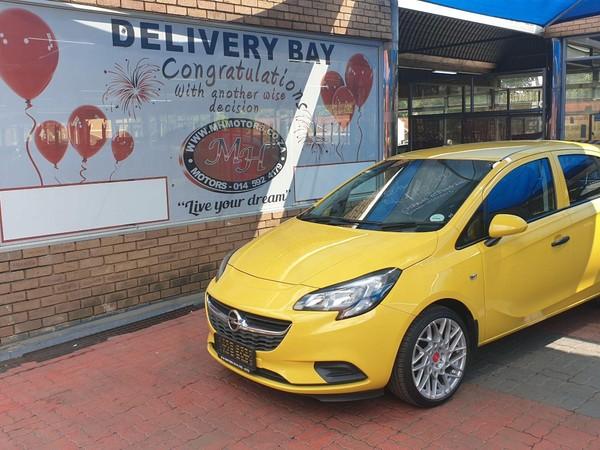 2016 Opel Corsa 1.0T Ecoflex Essentia 5-Door North West Province Rustenburg_0