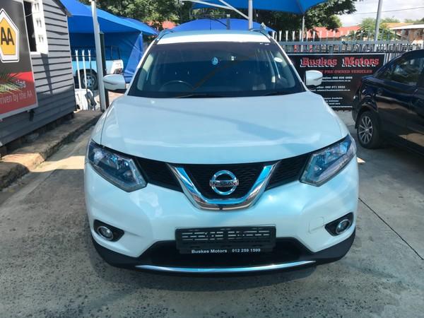 2016 Nissan X-Trail 2.5 SE 4X4 CVT T32 North West Province Hartbeespoort_0