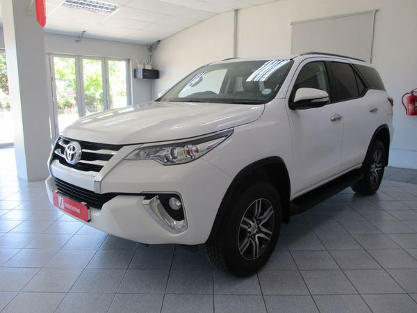 2017 Toyota Fortuner 2.4GD-6 RB Auto Eastern Cape Humansdorp_0