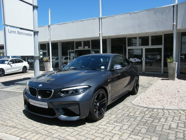 2018 BMW M2 M2 Coupe M-DCT Western Cape George_0
