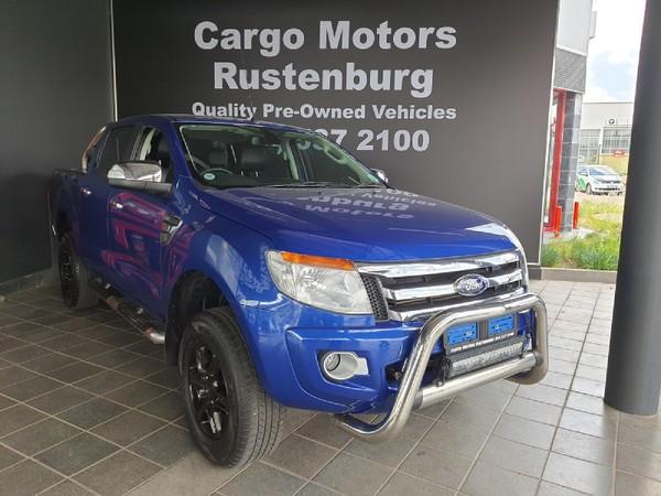 2016 Ford Ranger 3.2tdci Xlt 4x4 At Pu Dc  North West Province Rustenburg_0