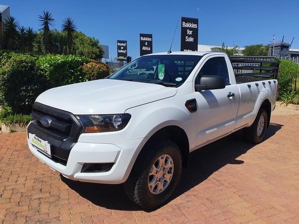 2017 Ford Ranger 2.2TDCi XL Single Cab Bakkie Gauteng Centurion_0