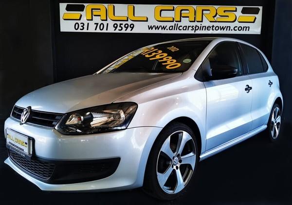 2012 Volkswagen Polo 1.4 Comfortline 5dr  Kwazulu Natal Pinetown_0