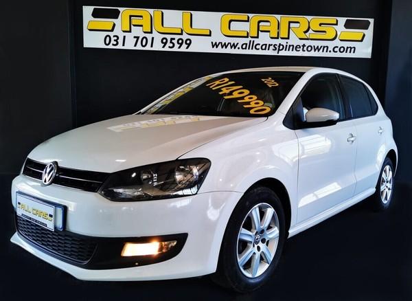2012 Volkswagen Polo 1.6 Comfortline 5dr  Kwazulu Natal Pinetown_0