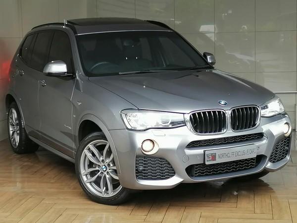 2016 BMW X3 2.0d M Sport Auto Gauteng Randburg_0