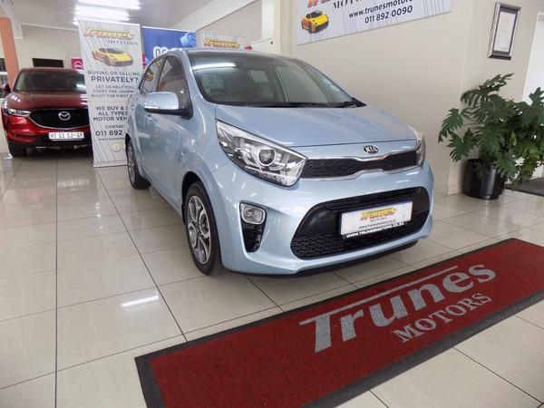 2018 Kia Picanto 1.2 Smart Gauteng Boksburg_0