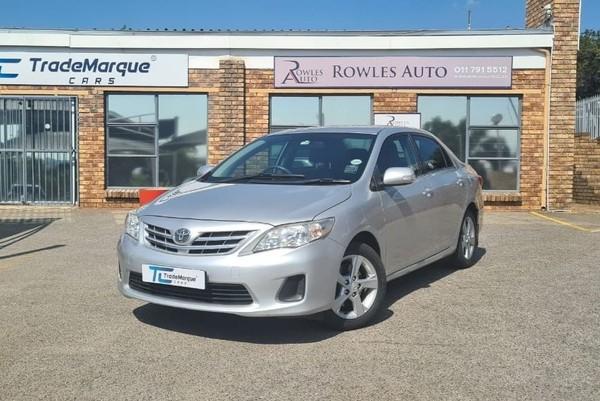 2013 Toyota Corolla 2.0d Advanced  Gauteng Randburg_0