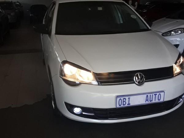 2017 Volkswagen Polo Vivo GP 1.4 Blueline 5-Door Gauteng Johannesburg_0
