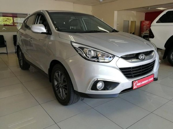 2015 Hyundai iX35 1.7 CRDi Premium Western Cape Paarl_0