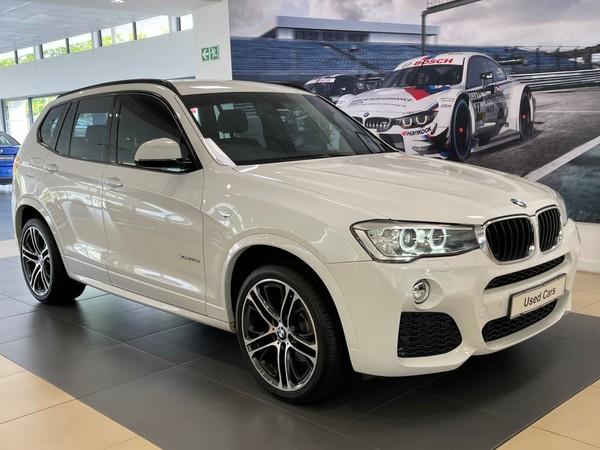 2015 BMW X3 xDRIVE20d M Sport Auto Western Cape Stellenbosch_0