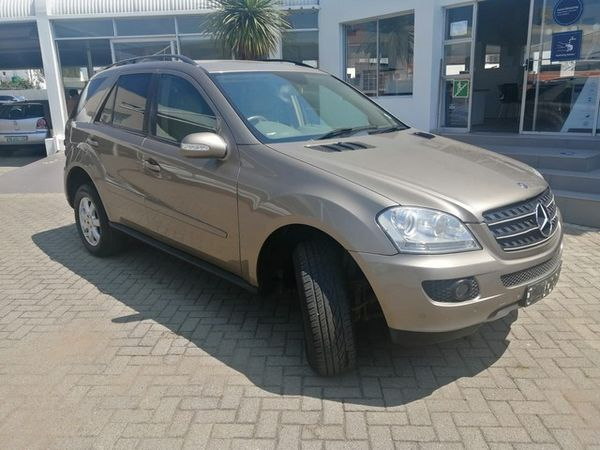 2008 Mercedes-Benz M-Class Ml 320 Cdi At  Free State Kroonstad_0