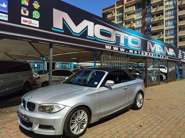2012 BMW 1 Series 120i Convert Sport At  Gauteng Benoni_0