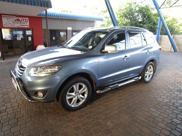 2011 Hyundai Santa Fe 2.2 Crdi At 4x4  Gauteng Pretoria_0