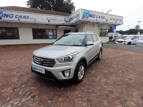 2017 Hyundai Creta 1.6 Executive Auto Western Cape Bellville_0