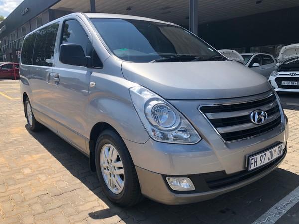 2016 Hyundai H1 2.5 CRDI Wagon Auto Gauteng Pretoria_0