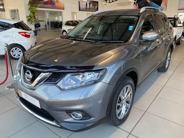 2017 Nissan X-Trail 2.5 SE 4X4 CVT T32 Gauteng Centurion_0