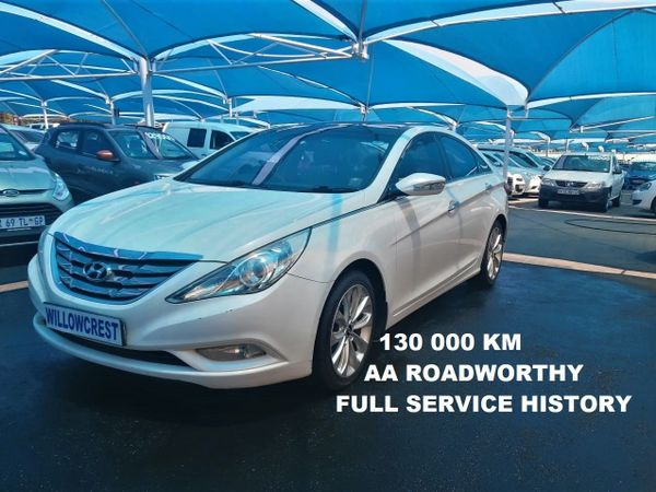 2012 Hyundai Sonata 2.4 Gls Executive At  Gauteng Randburg_0