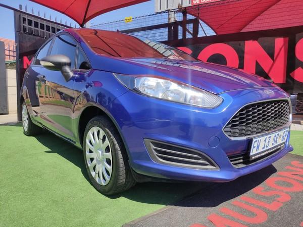 2017 Ford Fiesta 1.0 Ecoboost Ambiente 5-Door Gauteng Boksburg_0